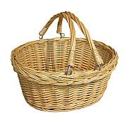 Swing Handle Market Basket