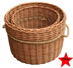 Kendal Log Basket