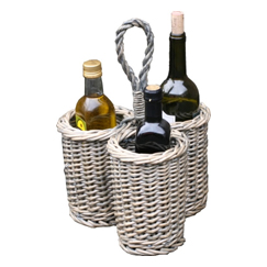 Provence 3 Bottle Holder