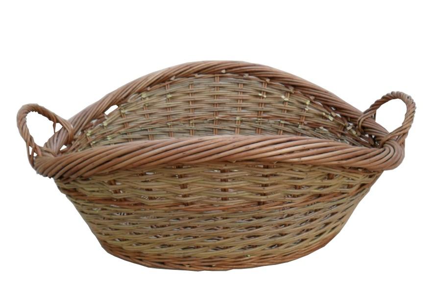 Roll Top Wash Basket