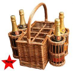 Sportsmans Wine Basket