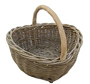 Green Ash Carrying/Kindling Basket
