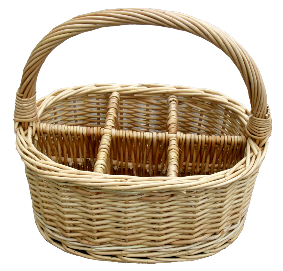 Cutlery Basket 6 Partition