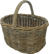 Oval Potato Basket