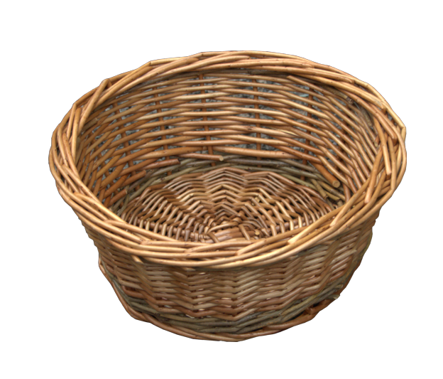 Padstow Round Bread Tray
