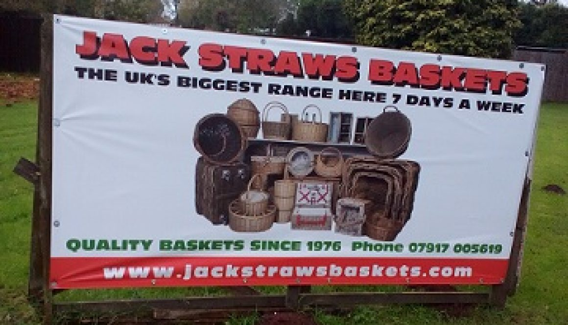 UK largest straw basket super store