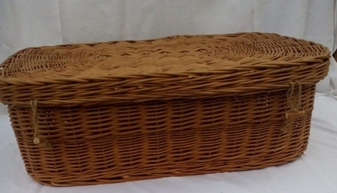 Willow Storage Boxes for Sale in UK by Jack Straws Basketslareg