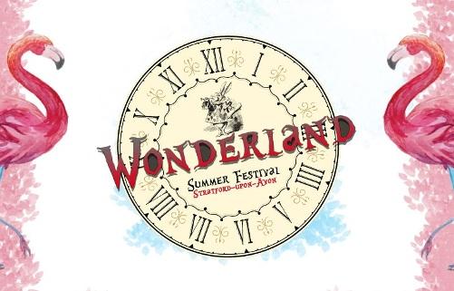 Jack Straws Baskets at the Wonderland Summer Festival